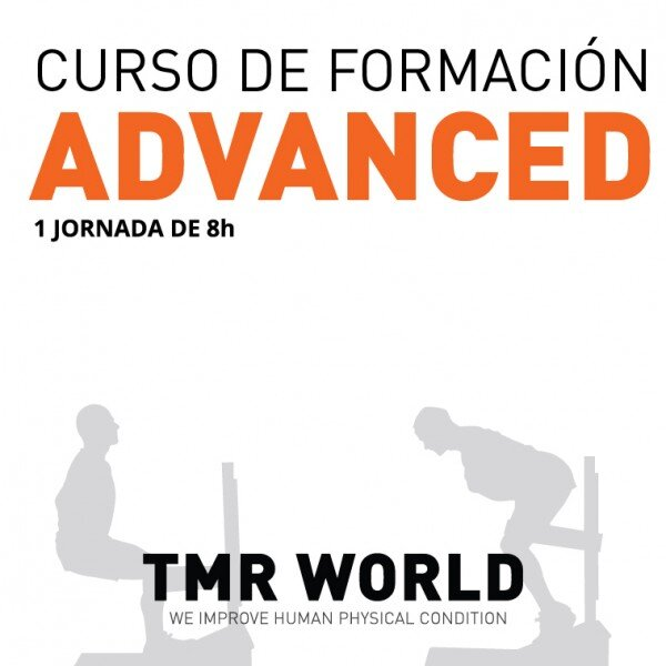 Curso de Formación Advanced - TMR World - Triante musculador