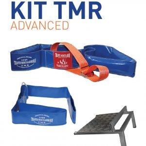Kit Tirante Musculador, Tarima y alargador