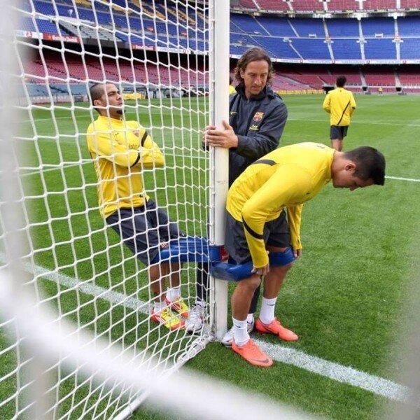Alves Maxi tirante musculador RF Barcelona