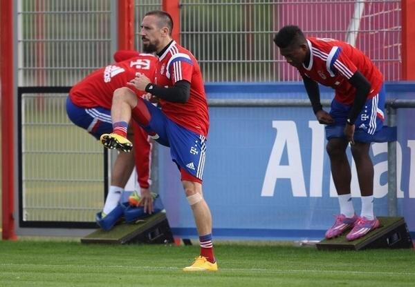 Bayern de Munich tirante musculador RF Barcelona