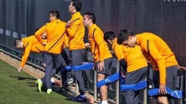 FC Barcelona tirante musculador RF Barcelona