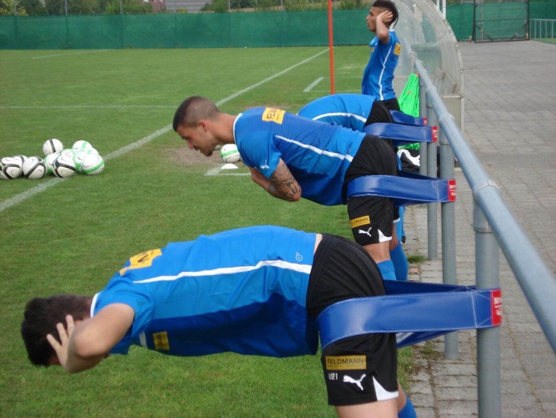 tirante musculador RF Barcelona