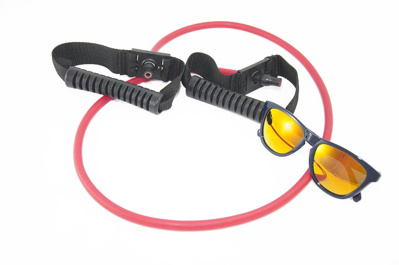 tubo gafas