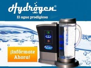 Aguas Hidrogenadas